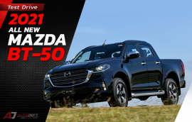 Test Drive : 2021 All New Mazda BT-50 Double Cab 4WD