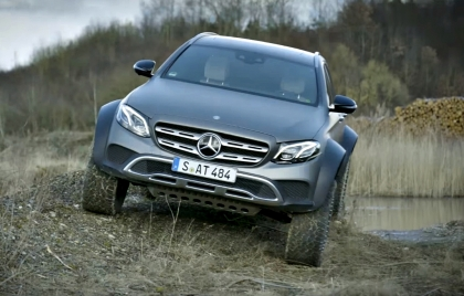 Mercedes-Benz E-Class All-Terrain 4x4ภ ก