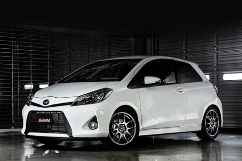 Toyota Yaris Turbo Gazoo Racing