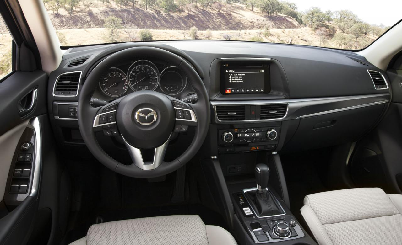 Elegant Mazda Cx5   2016 2015 Mazda Cx5 Review