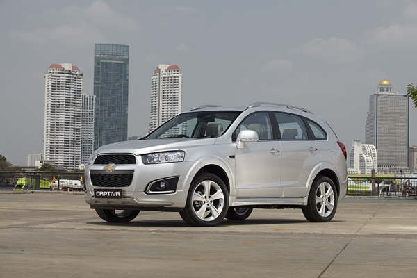 new chevrolet captiva 2014 Car Tuning