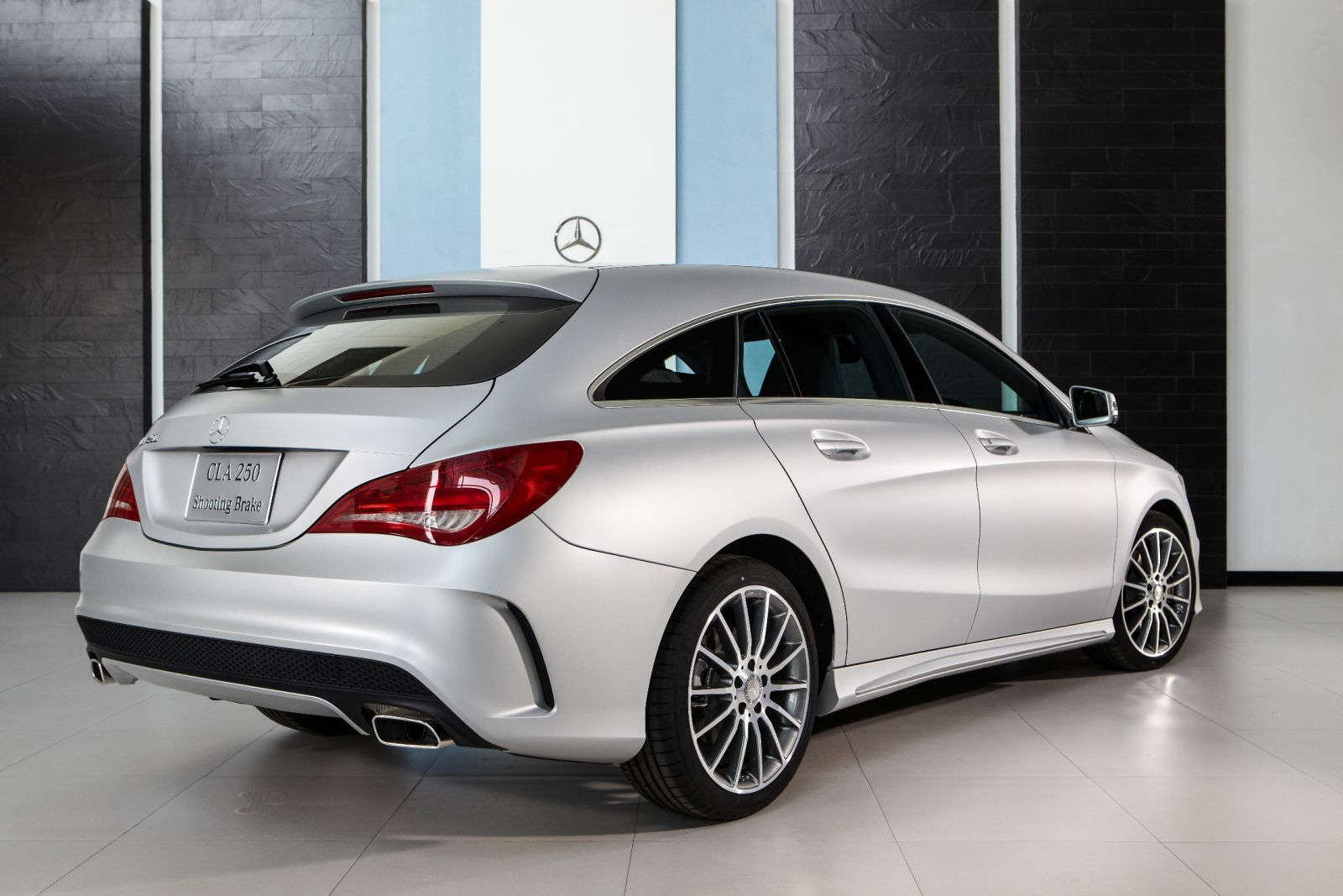 The new cla shooting brake for 2015 mercedes benz cla 250 price