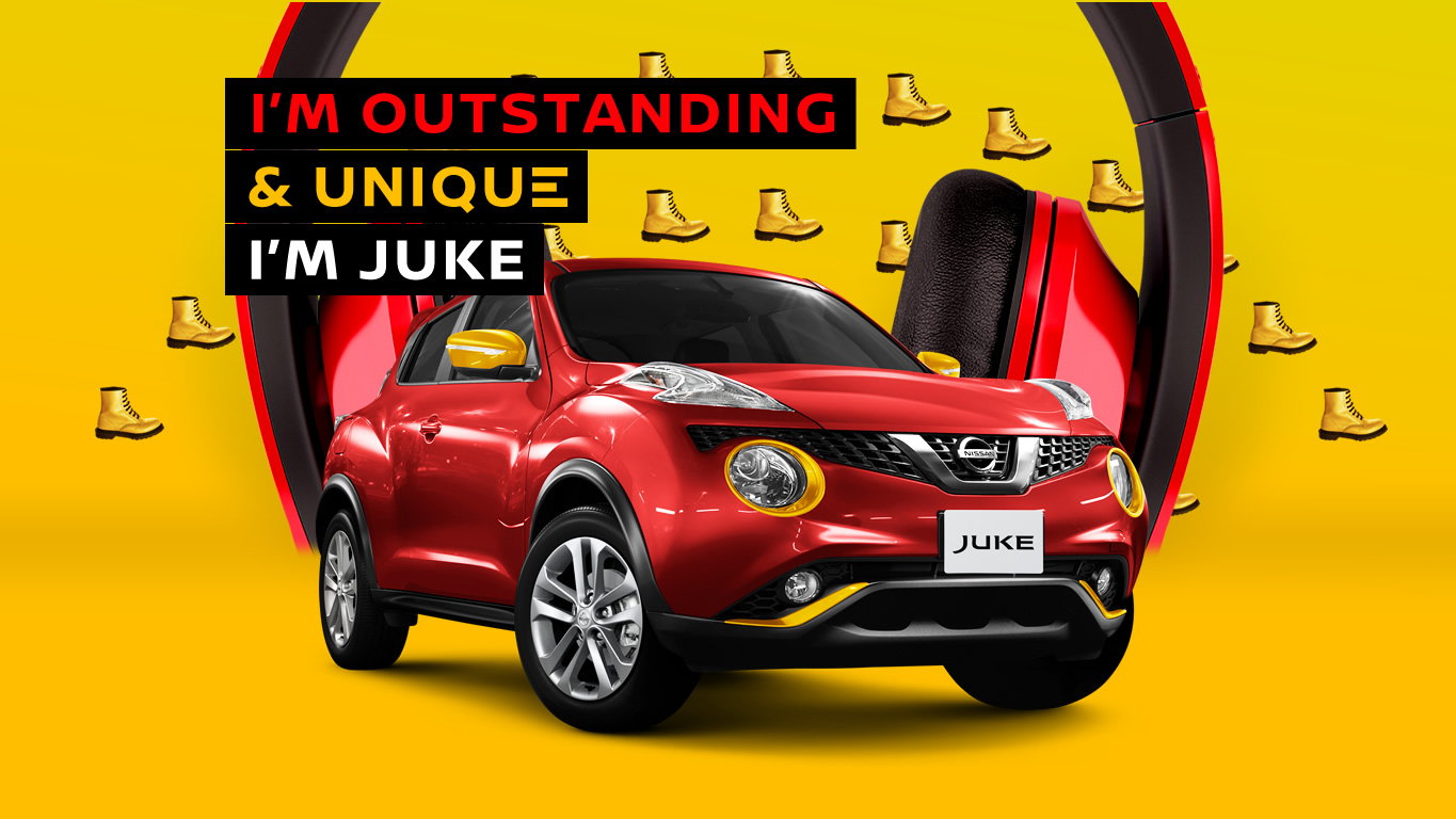 New Nissan Juke Color Studio Sport Crossover เติมสีสันให้ ...