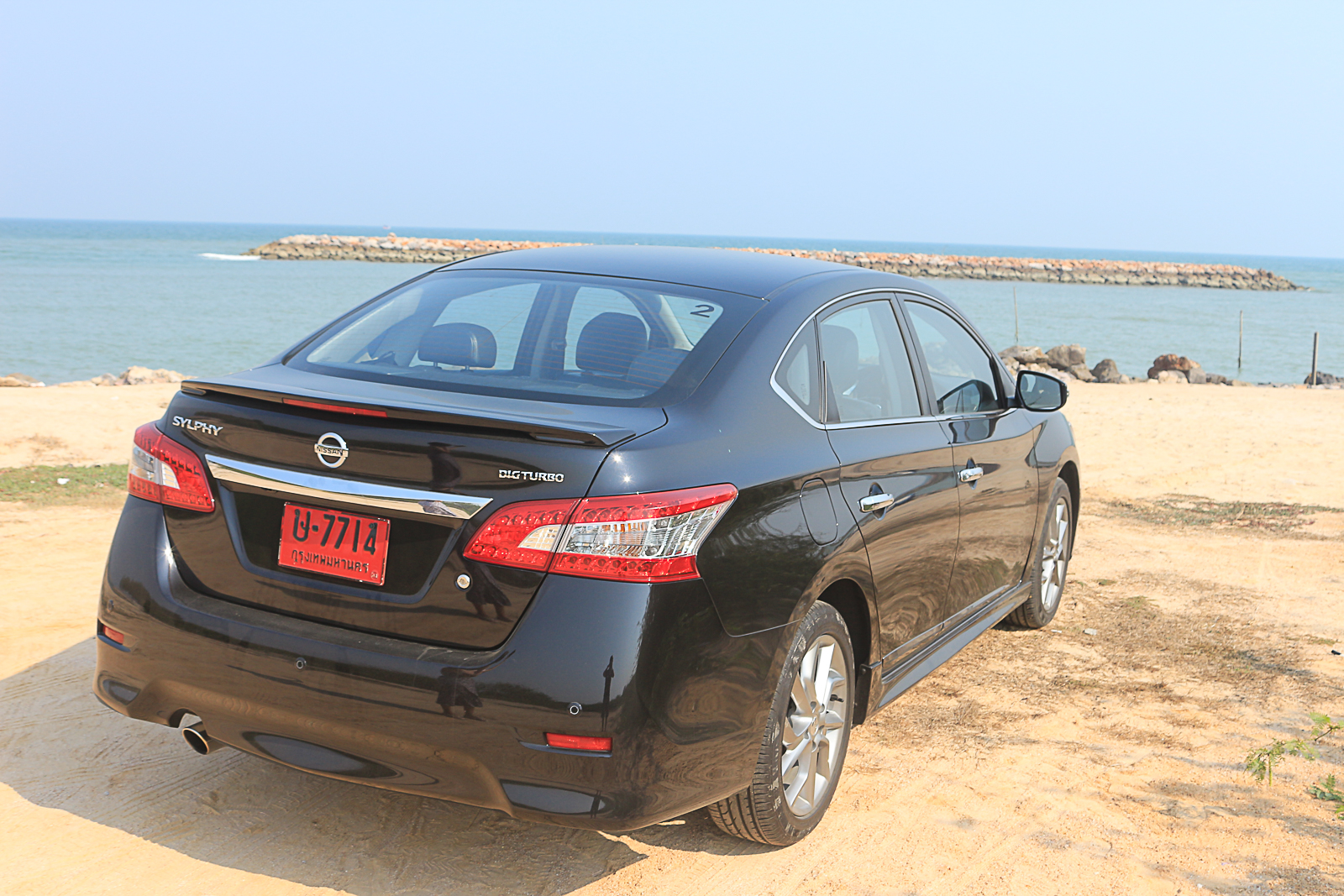 Nissan Sylphy DIG Turbo