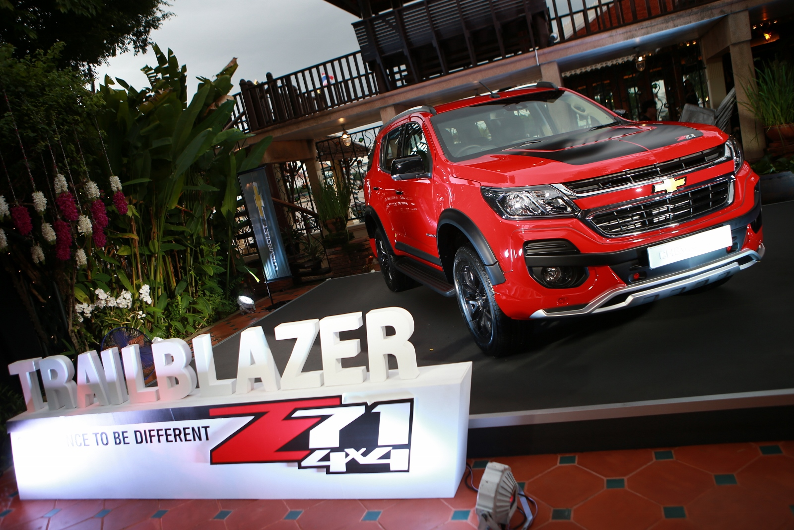 Chevrolet Trailblazer Z71