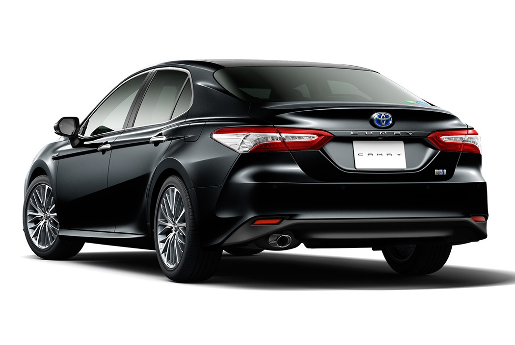 all new toyota camry. Black Bedroom Furniture Sets. Home Design Ideas