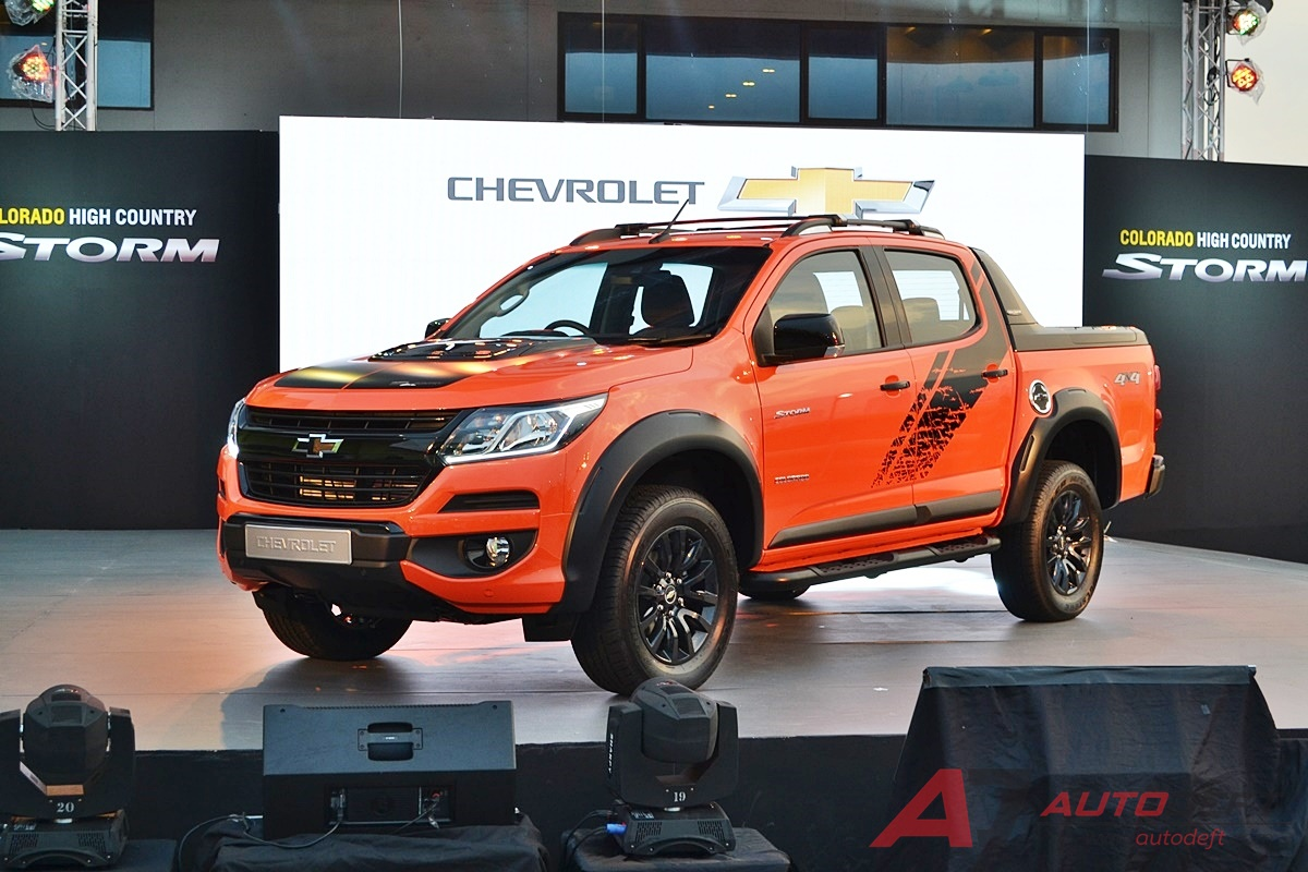 Chevroelt Colorado