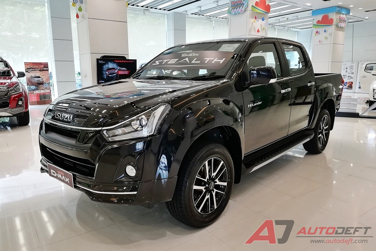 ISUZU D-MAX Blue Power