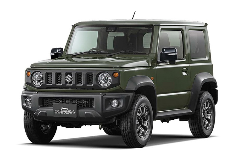 suzuki jimny 5. Black Bedroom Furniture Sets. Home Design Ideas