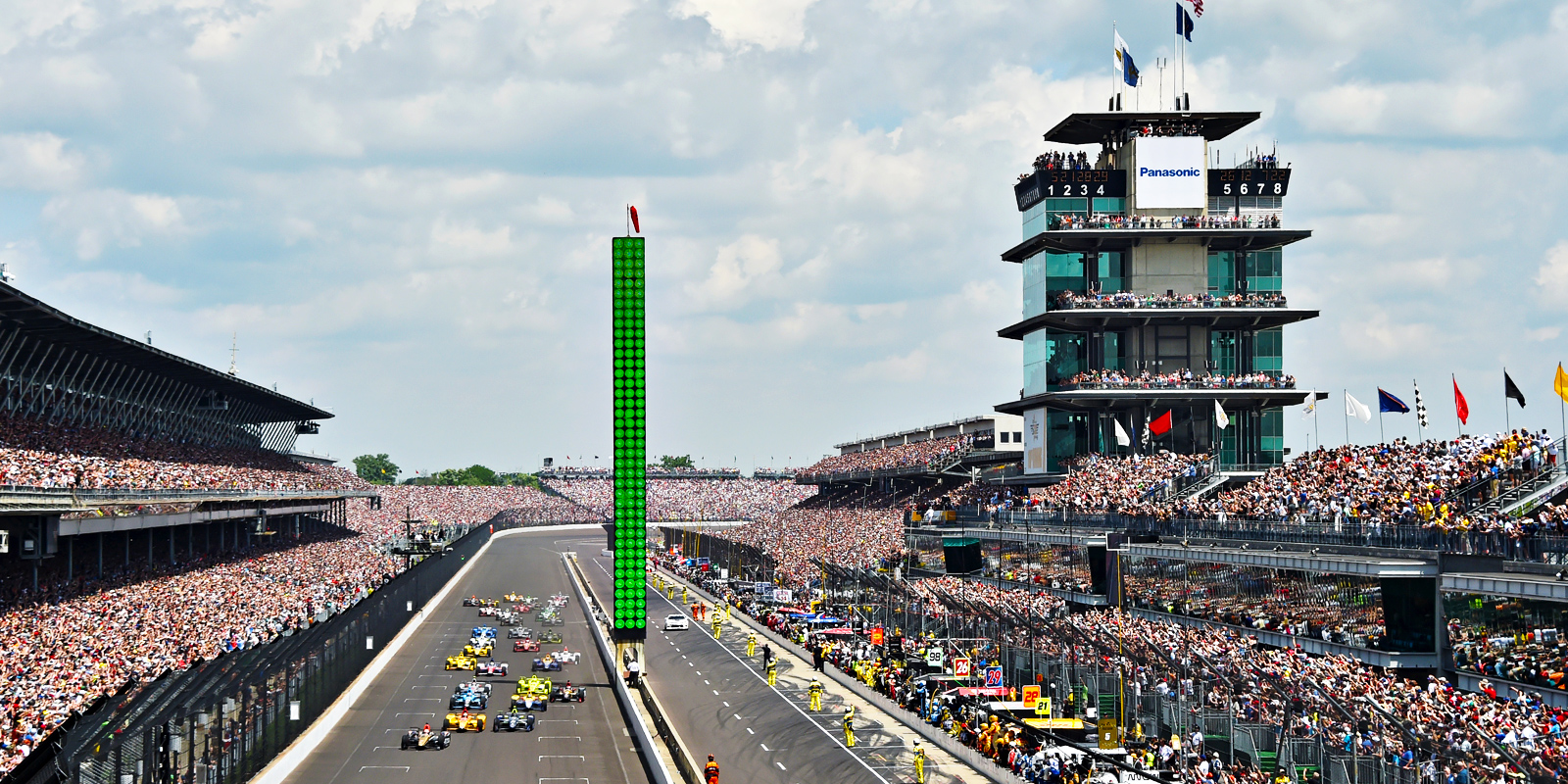 Indianapolis Motor Speedways