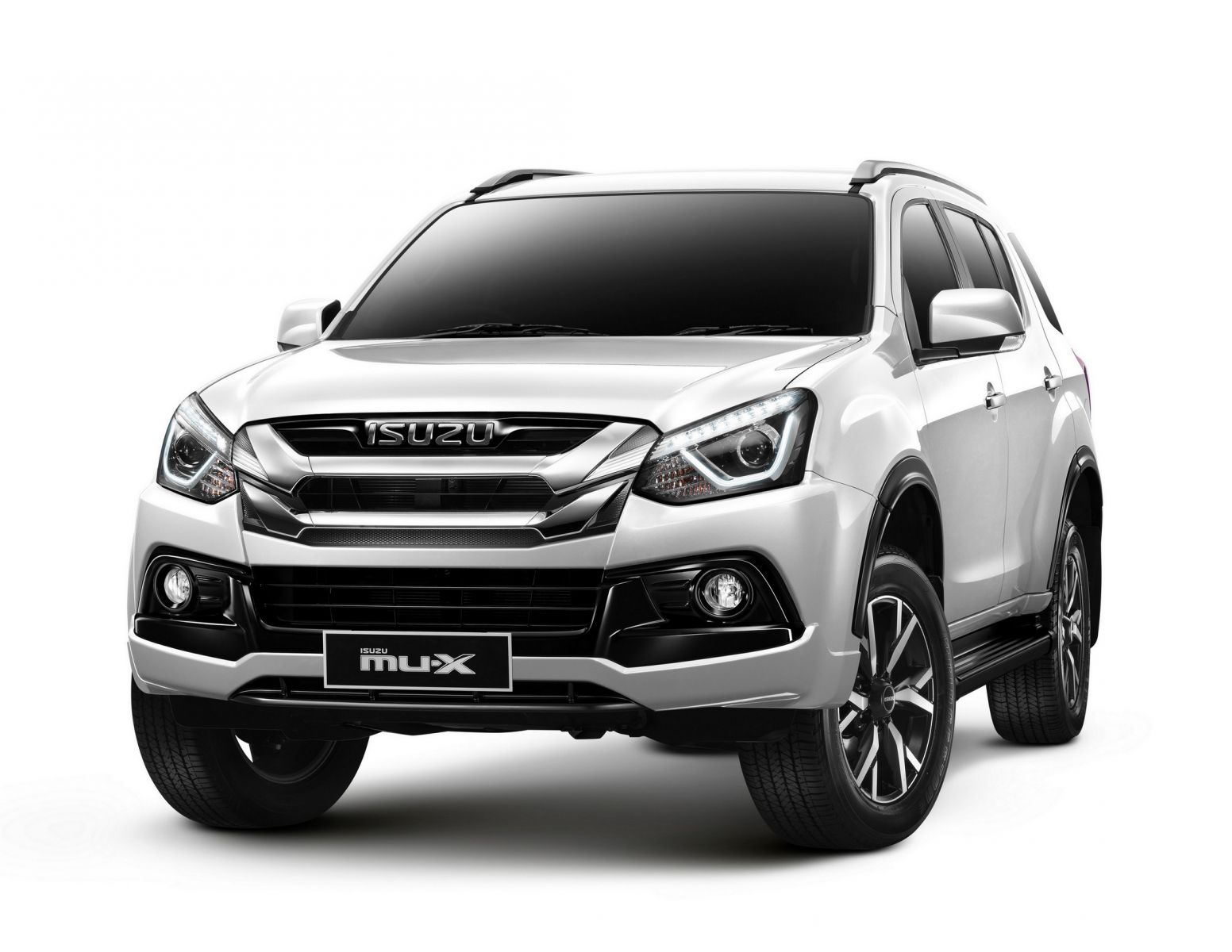 ISUZU MU-X THE ONYX