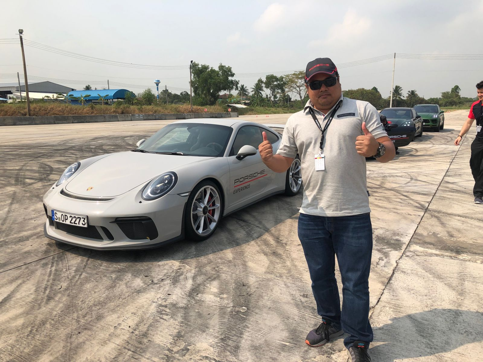 Porsche World Roadshow 2019