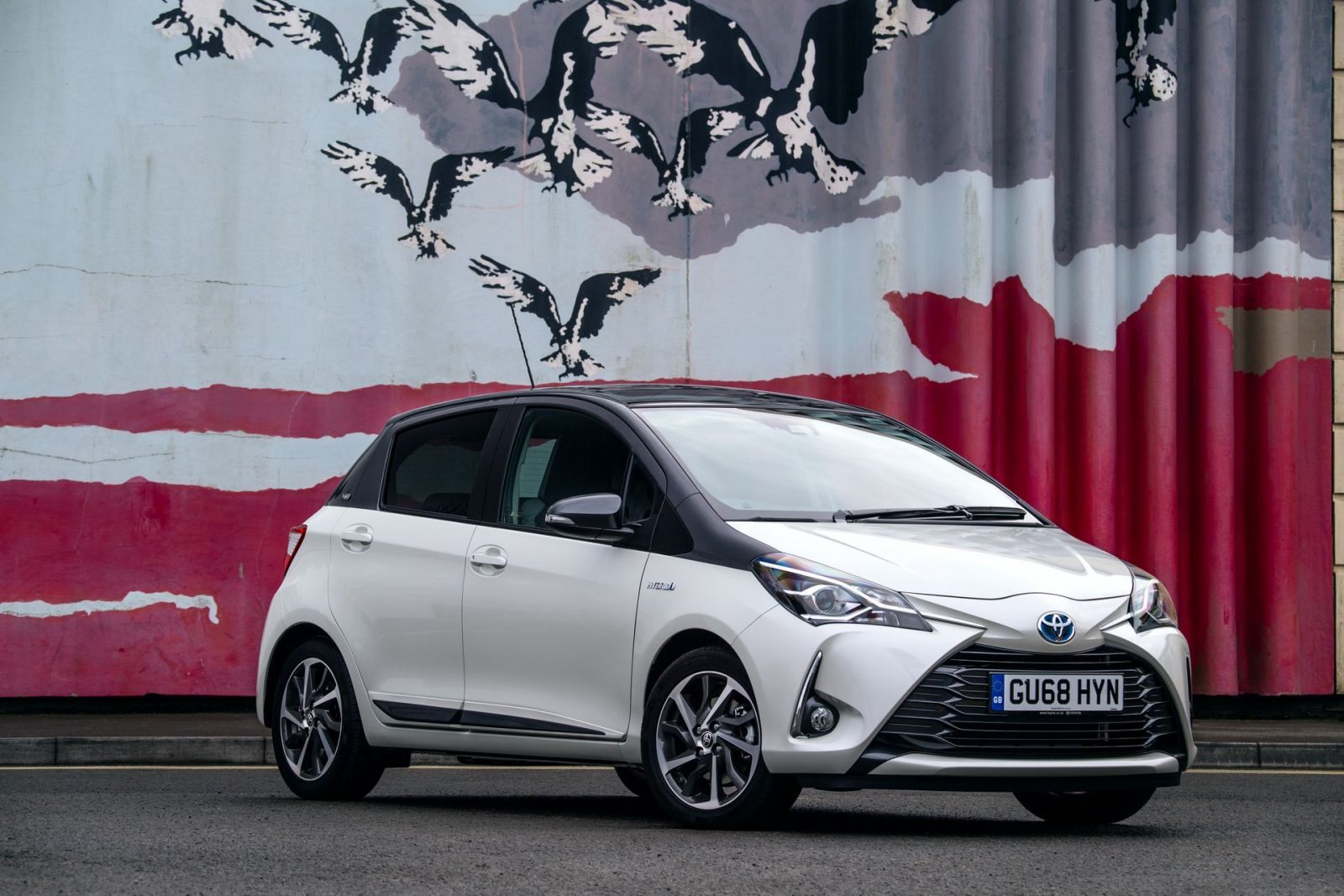 Toyota Yaris Y20 and GR Sport