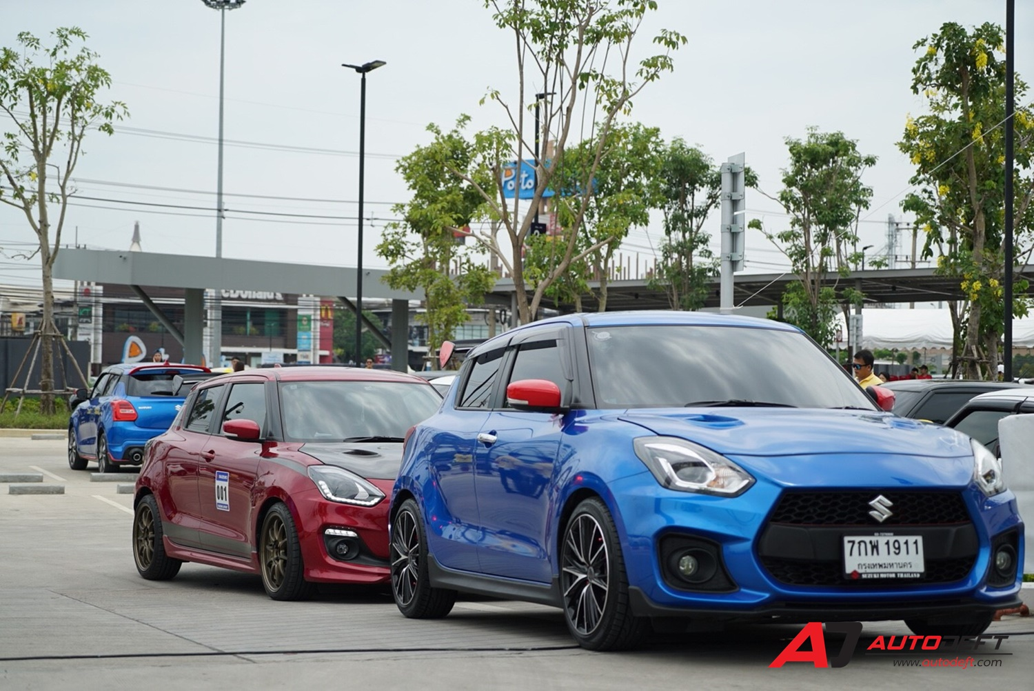 All New Suzuki SWIFT