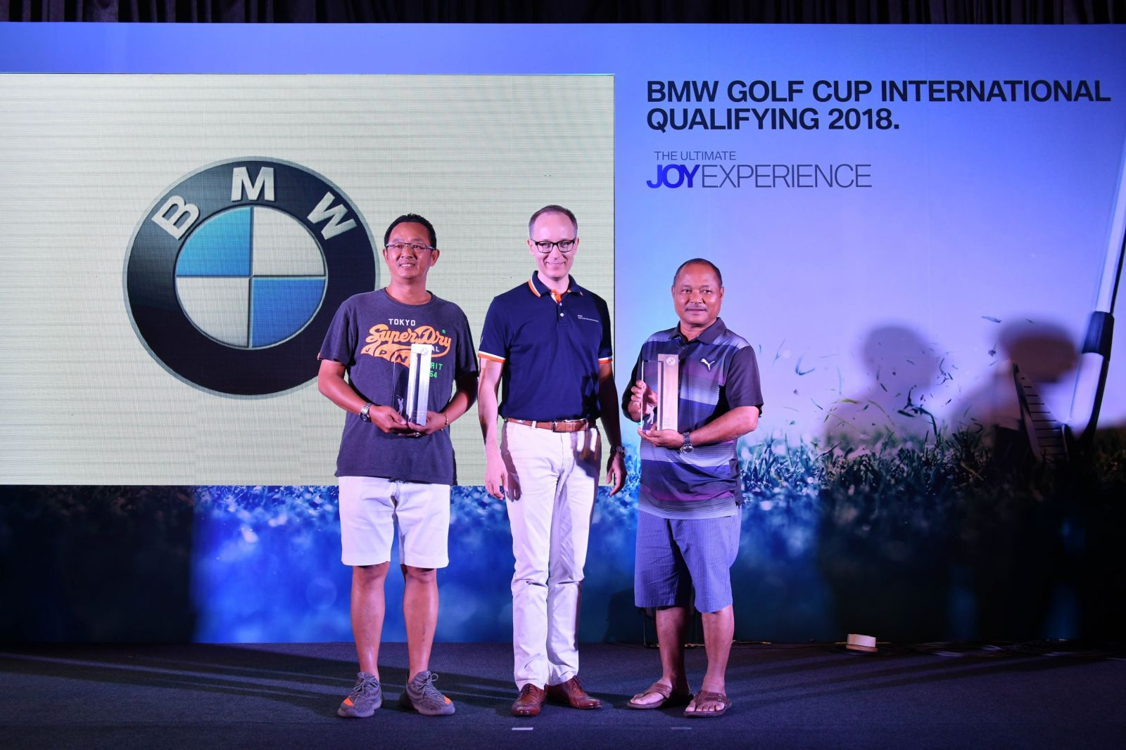 BMW Golf Cup International 2018