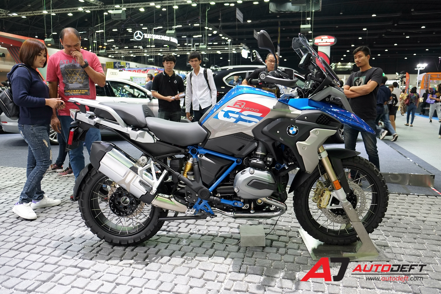 BMW R 1200 GS Rallye Version