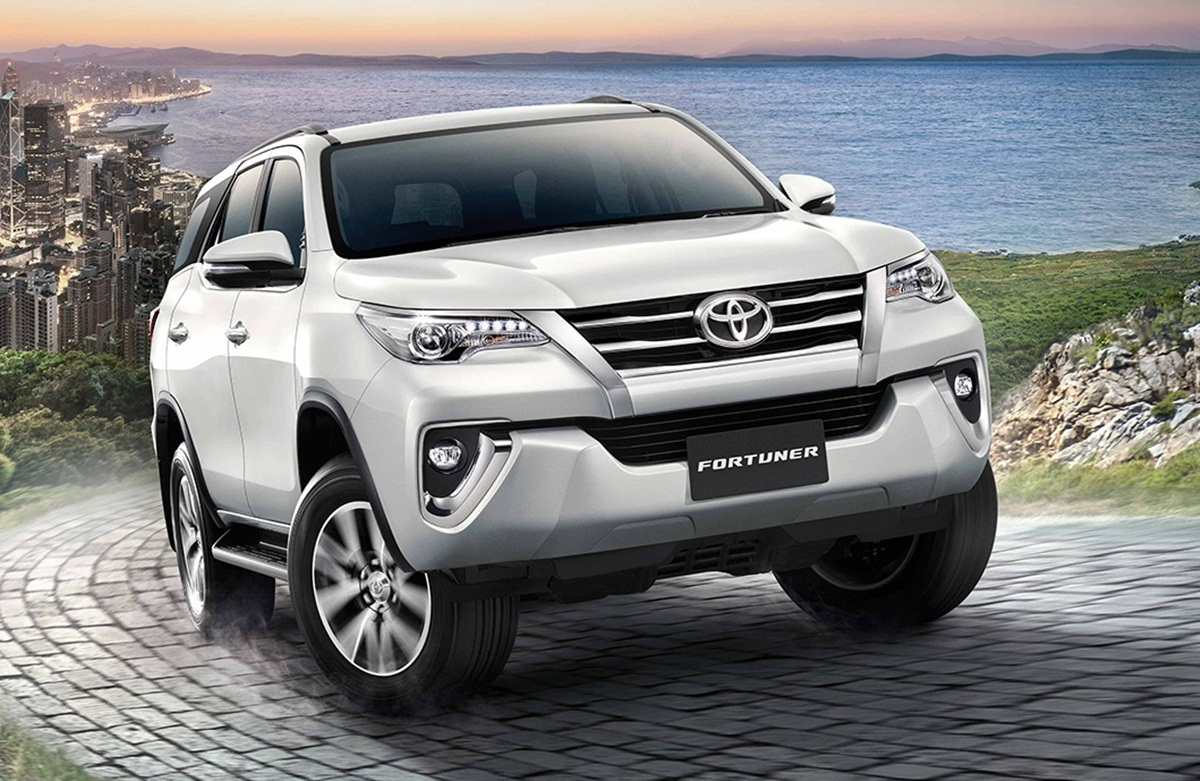 Toyota Fortuner MY2017