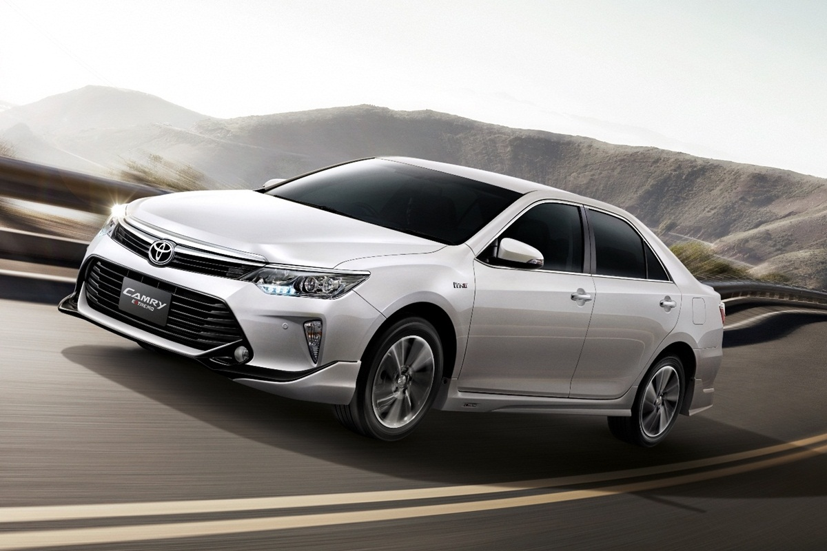 Toyota Camry Extremo MY2017