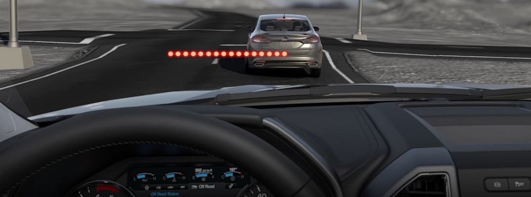 Collision warning system, Forward Collision Warning