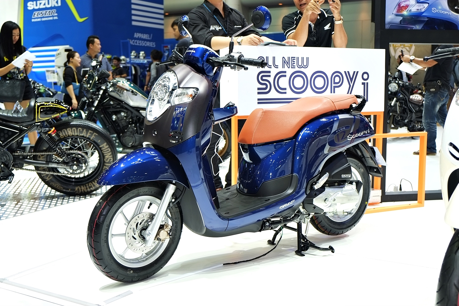 Scoopy i