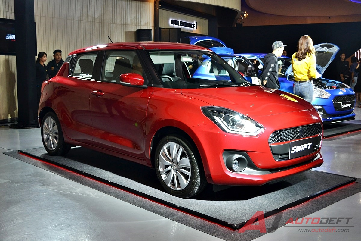 All New Suzuki Swift Sport Hatchback