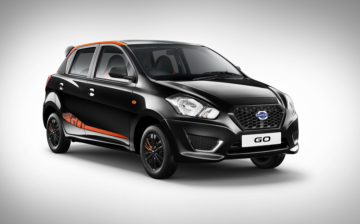 Datsun GO Remix and Datsun GO+ Remix limited edition