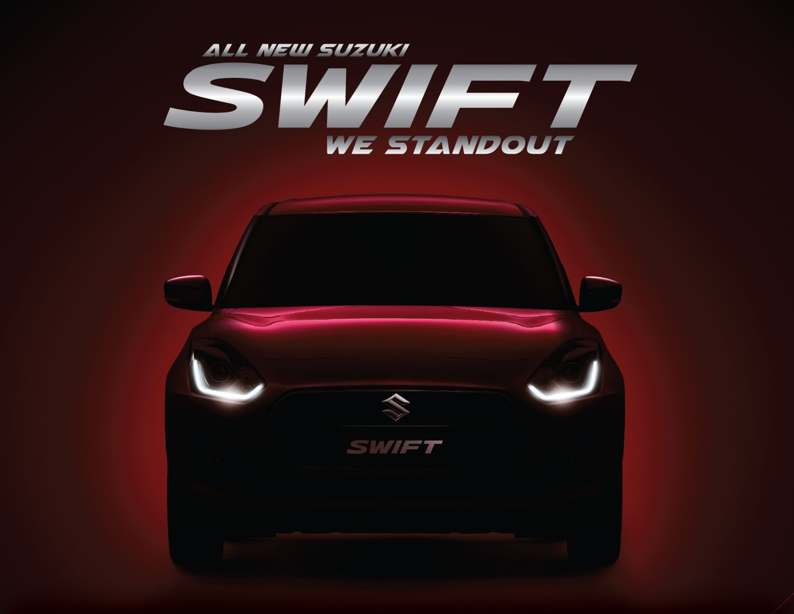 New Suzuki SWIFT 2018