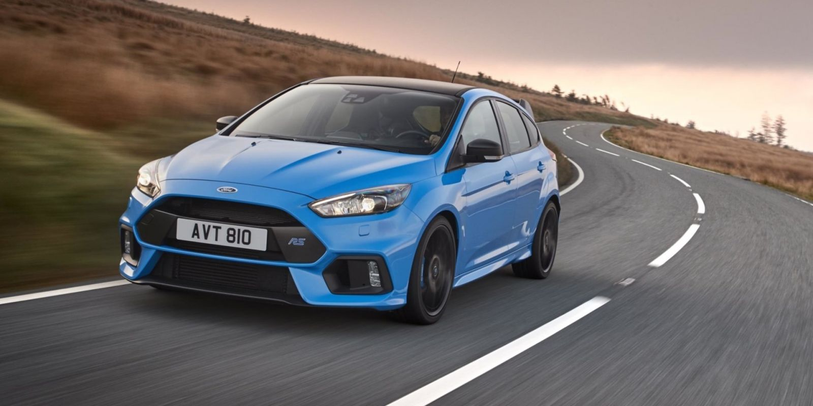 Ford Focus RS Limited Edition