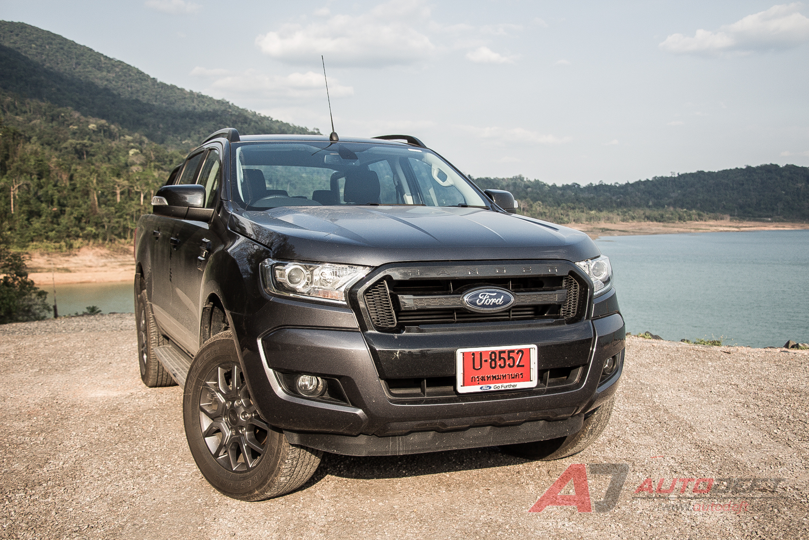 Ford Ranger Hi-Rider FX4 2.2 AT