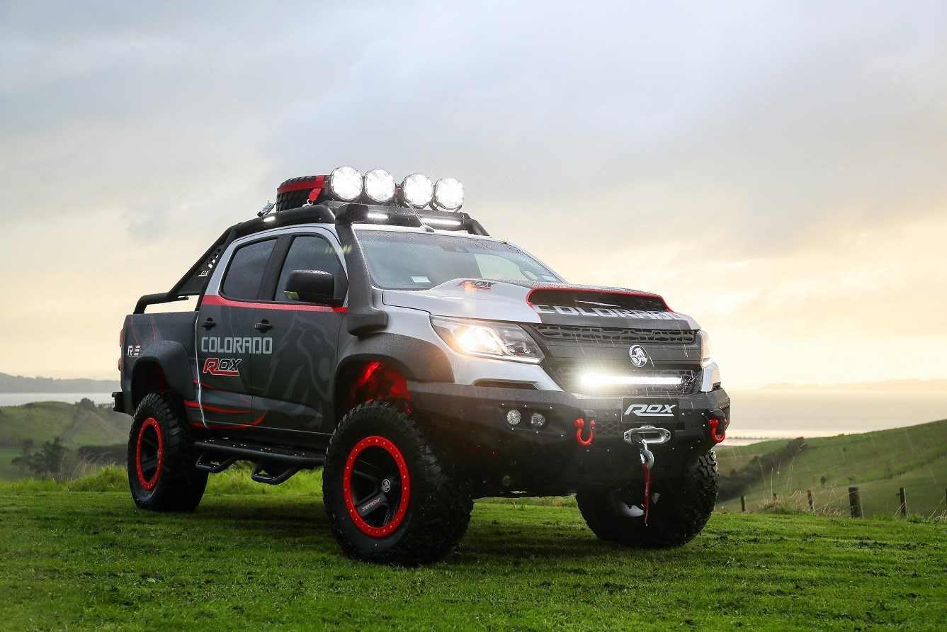Holden Colorado ROX concept