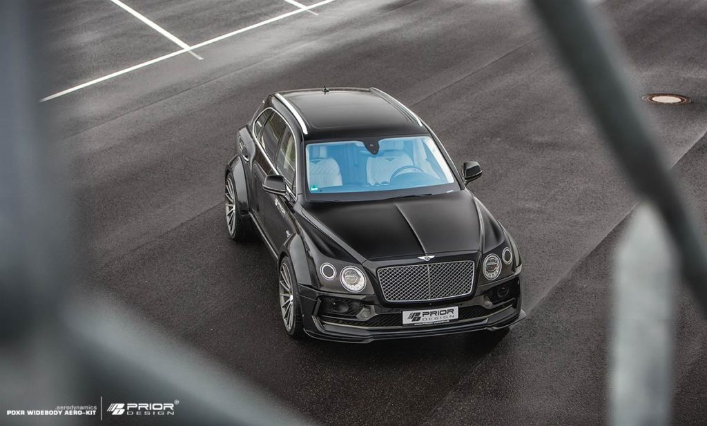 Bentley Bentayga โดย Prior Design