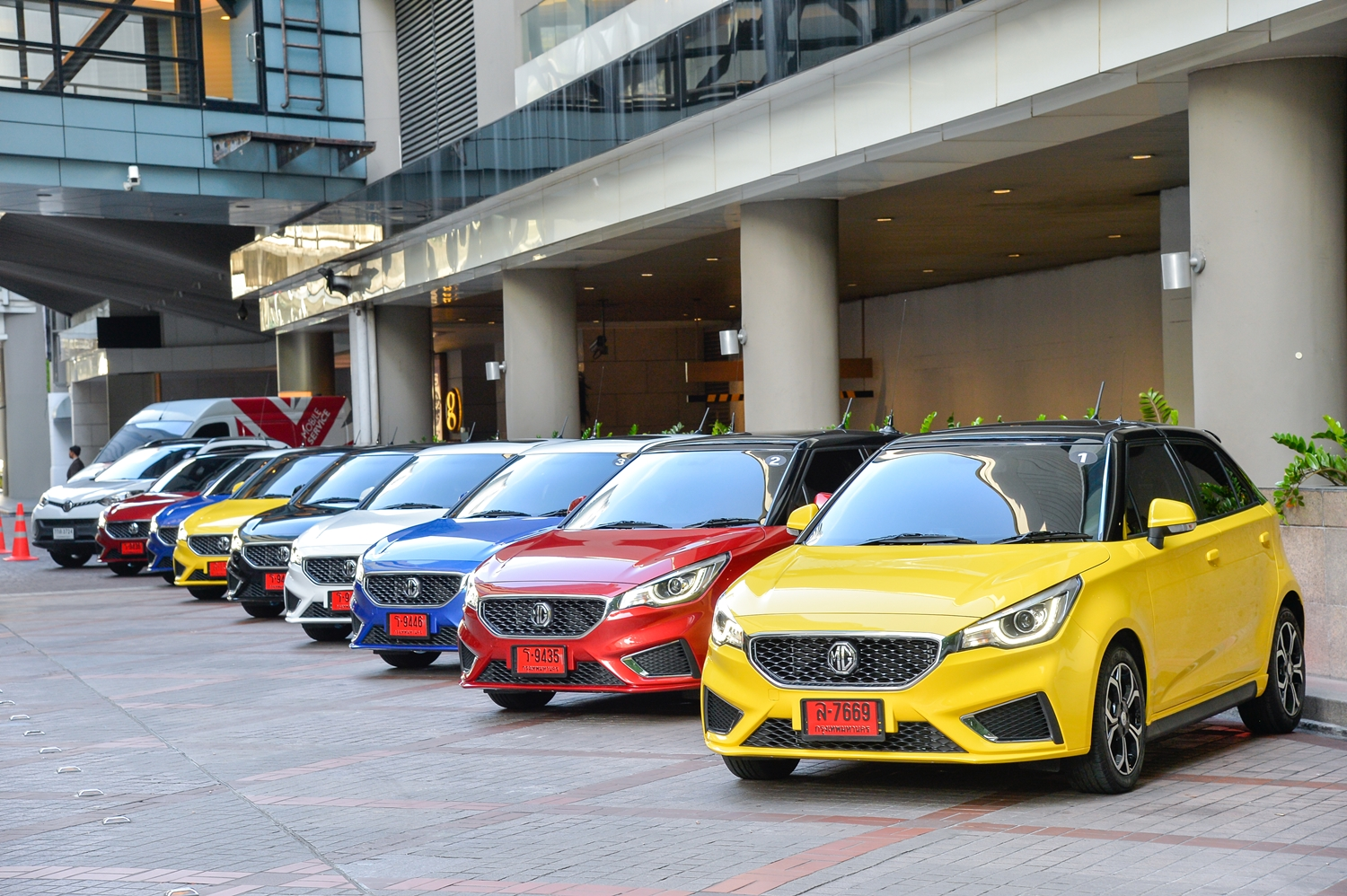 All New MG 3