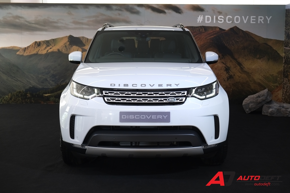 All-New Land Rover Discovery