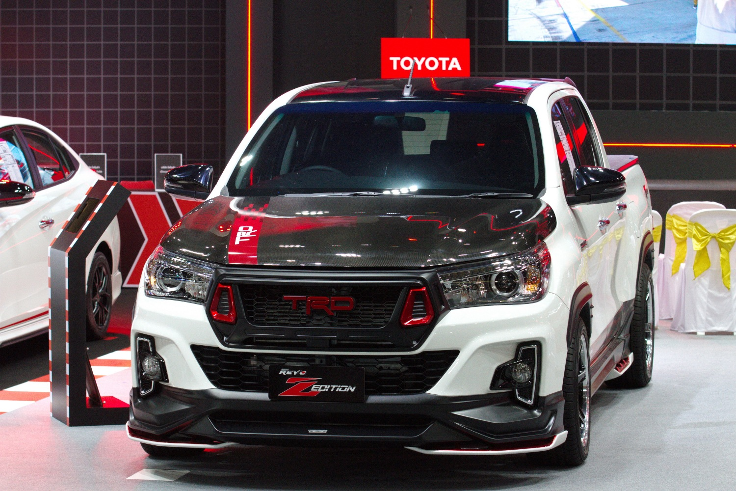 HILUX REVO Z EDITION ULTIMATE CONCEPT by TRD