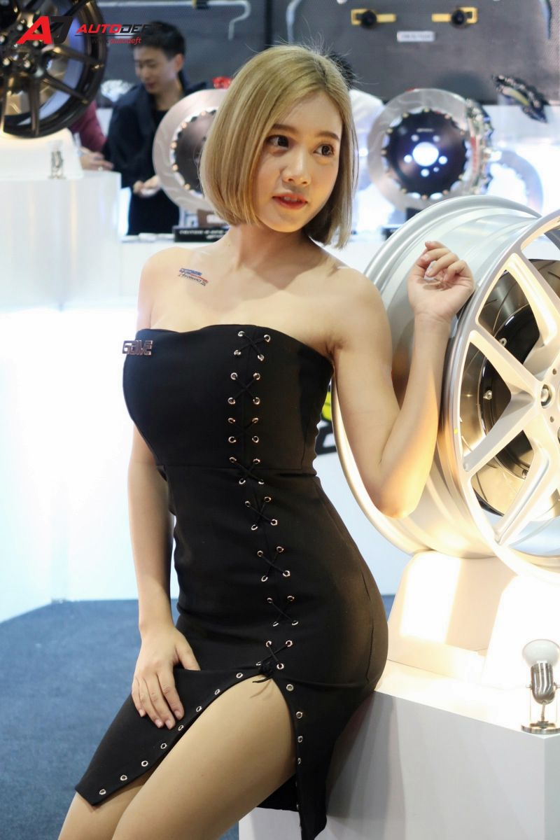 Pretty Bangkok International Auto Salon 2018