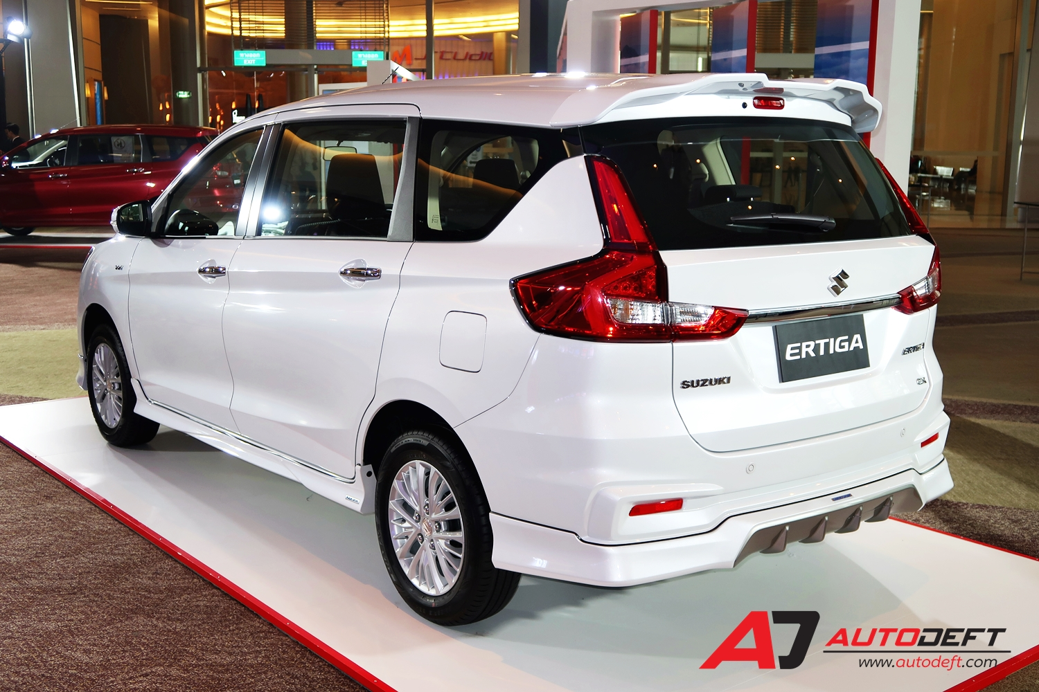 All New Suzuki Ertiga with SUZUKI SPORT
