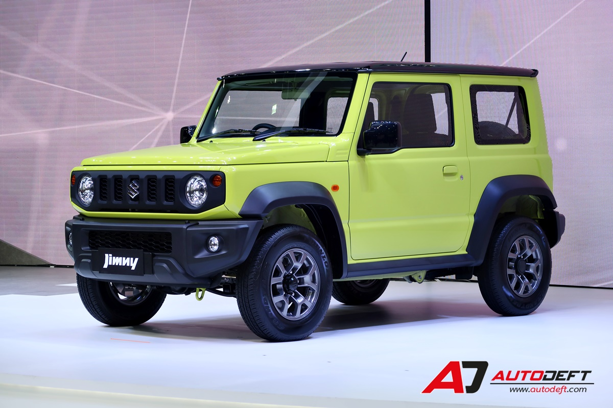 All New Suzuki Jimny