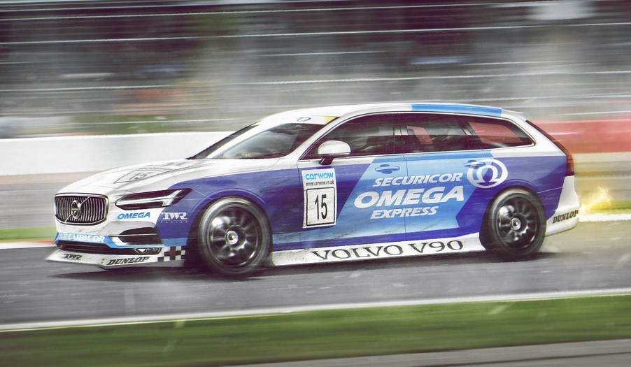 Volvo V90 Touring Car