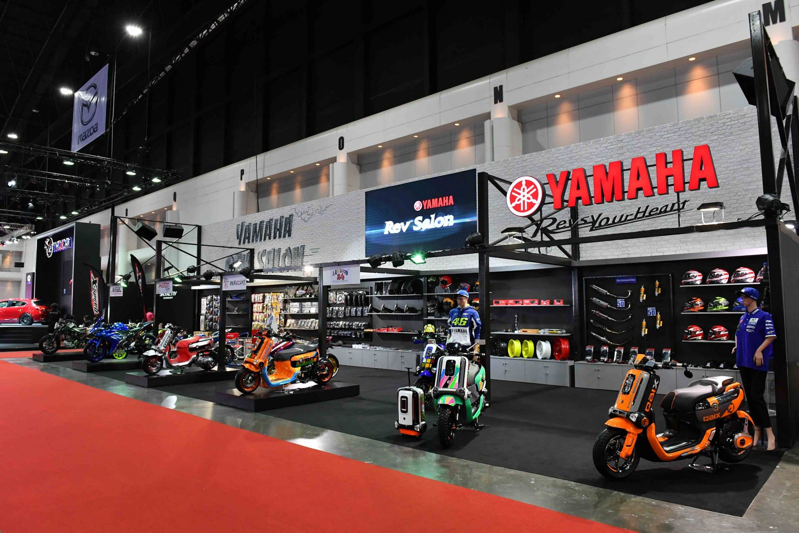 Yamaha Auto Salon