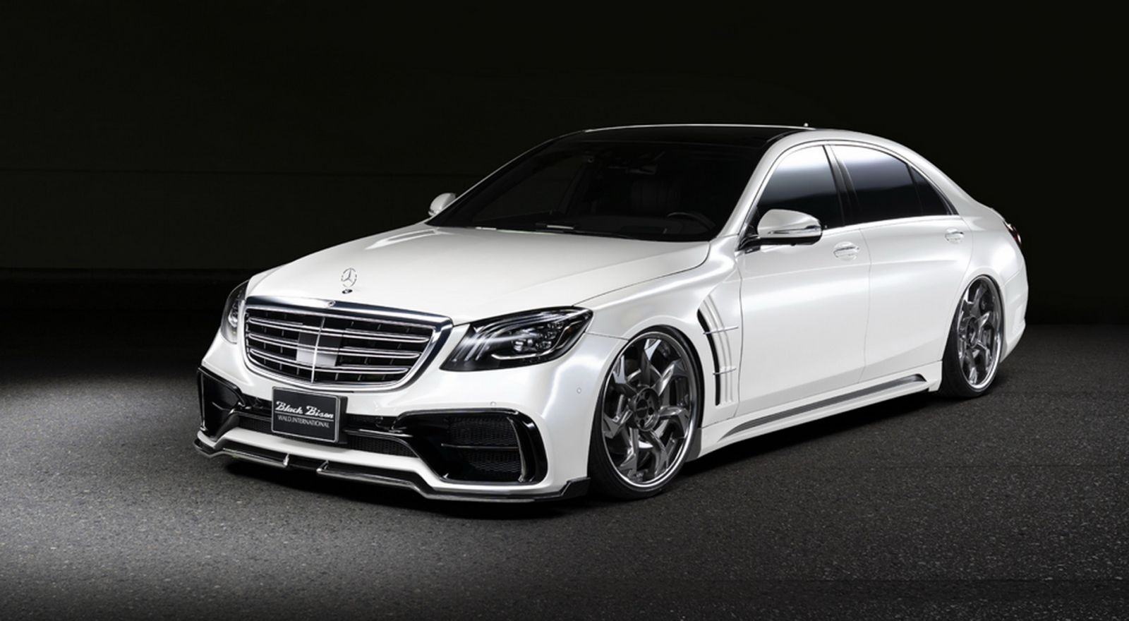 Mercedes-Benz S-Class by Wald International