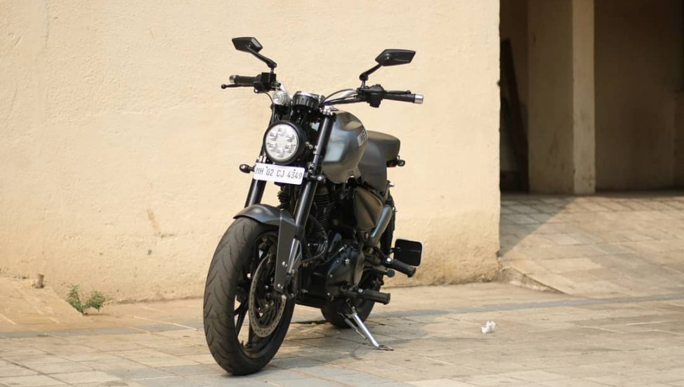 Royal Enfield Thunderbird 350X Modified Additional